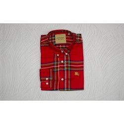 Burberry Red Check II