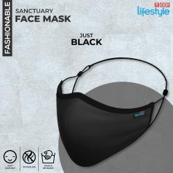 Just Black - Men Mask