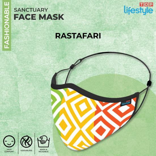 Rastafari - Women Mask