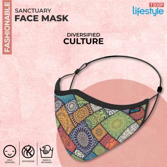 Diversified Culture - Men Mask