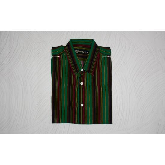Versace Printed Green